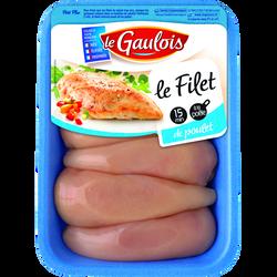 Escalope de poulet blanc, LE GAULOIS, France, 6 pièces