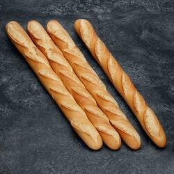 Baguette, 3 pièces + 1 offerte, 1kg