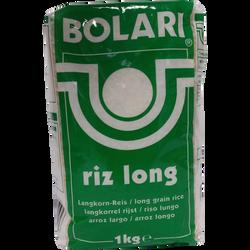 Riz long blanc, paquet de 1kg