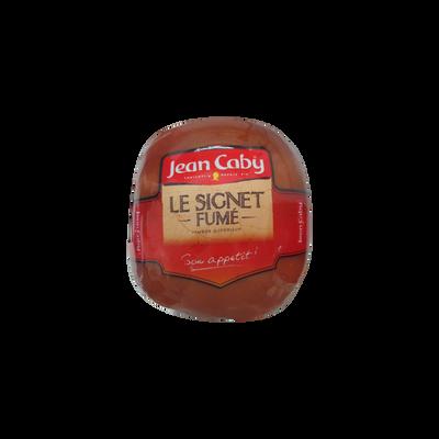 Jambom supérieur fumé Le Signet Caby