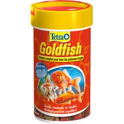 Goldfish pour poissons flocons, TETRA, 100ml