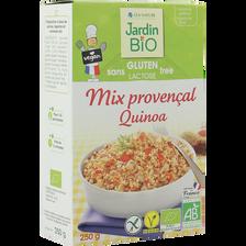 Quinoa mix de quinoa à la provencale sans gluten JARDIN BIO   250 g