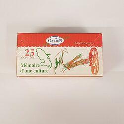 Sucre de canne en dosette, GALION, 125g (25 x 5g)