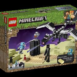 LEGO® Minecraft - La bataille de l'End - 21151 - Dès 7 ans