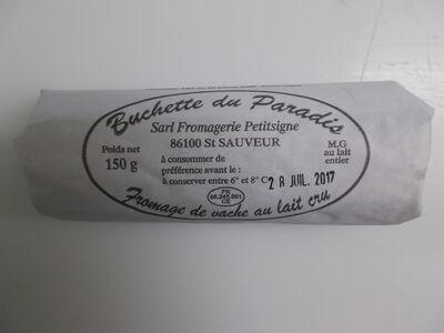 BUCHETTE PARADIS 150G