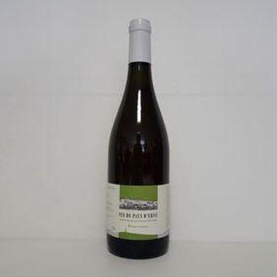 IGP Urfé vin blanc JACQUES PLASSE bouteille 75cl