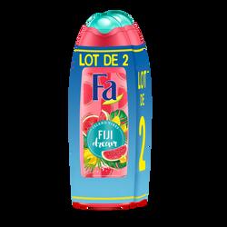 Gel douche revitaliante Fiji dream pastèque/ylang ylang FA, 2x250ml