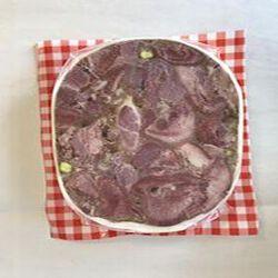 Tète roulée pistachée bloc RHD