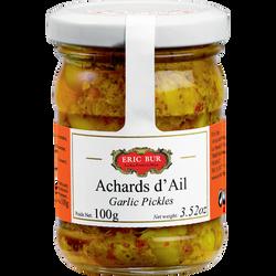 Achards d'ail ERIC BUR, 100g