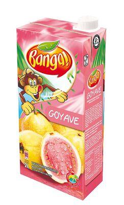 BANGA GOYAVE BRIK 2L