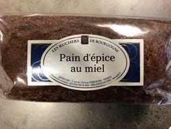 PAIN D'EPICE AU MIEL 250g