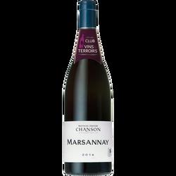 Vin rouge CVT Marsannay AOP Maison Chanson b./l'Oratoire MRP, bouteille de 75cl