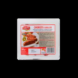 Chorizo à griller 200g