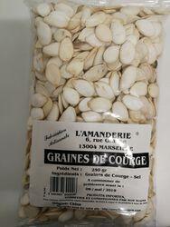 GRAINE DE COURGE 250GR L'Amanderie