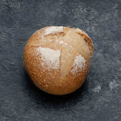 Petit pain boule campagne, 6 pièces, 300g