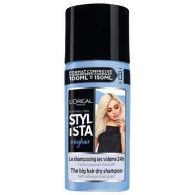 Shampoing sec dry STYLISTA, aérosol de 100ml