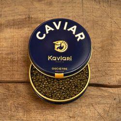 CAVIAR OSCIETRE PRESTIGE 50G - KAVIARI