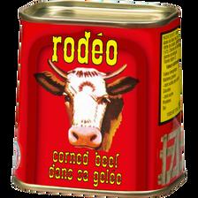 Corned beef RODEO, boîte de 190g