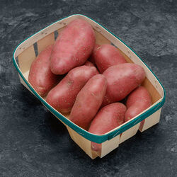 Pomme de terre Cheyenne, De consommation à chair ferme, 28/45mm, catégorie 1, France, barquette 1kg