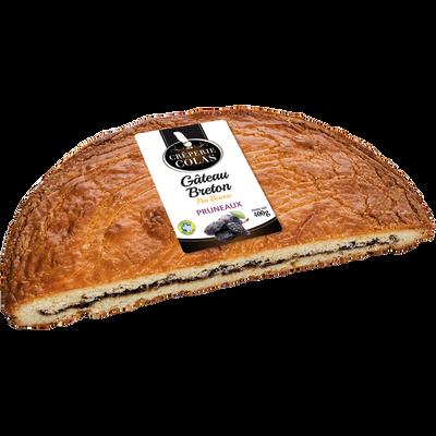 Gâteau Breton pruneaux, 1 pièce, 400g