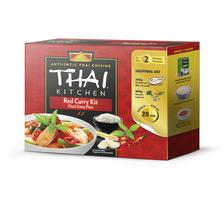 Kit red curry THAI KITCHEN, boîte de 600g