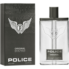 Eau de toilette police original, flacon de 100ml