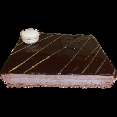 Croustillant chocolat, 6 parts, 600g