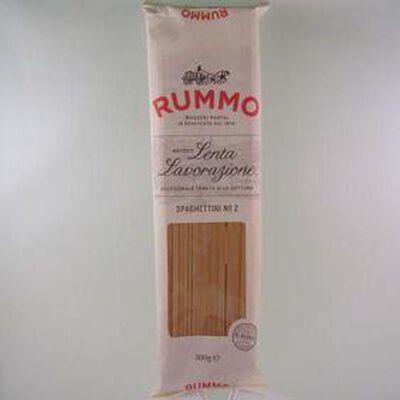 Pâtes Spaghettini N°2 RUMMO ,500g