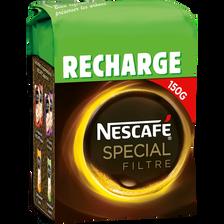 NESCAFE, spécial filtre, recharge de 150g