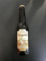Bière au nougat BOURGANEL 33CL