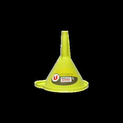 Entonnoir U MAISON, diamètre 13cm, vert