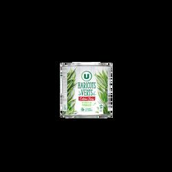 Haricots verts extra-fins U, boîte de 220g