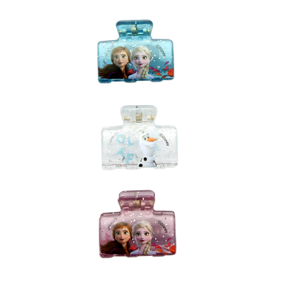 Mini pinces La Reine des Neiges 2 DISNEY x6