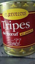 TRIPES DE BOEUF AU JAMBON