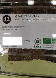 GRAINE DE CHIA BIO