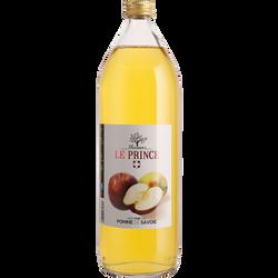 Pur jus de pomme, THOMAS LE PRINCE, bouteille en verre de 1l