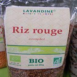 riz rouge bio 400g