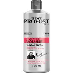 Shampooing expert volume FRANCK PROVOST, flacon de 750ml