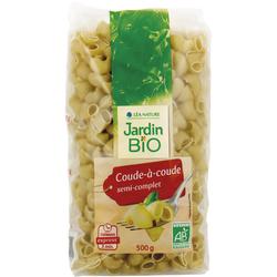 PATES COUDE-A-COUDE SEMI COMPLET JARDIN BIO
