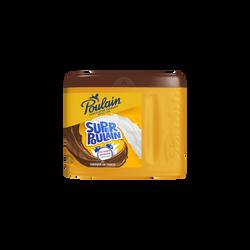 Poudre chocolatée instantanée SUPER POULAIN, 450g