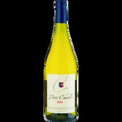 Vin blanc AOP Petit Chablis Union Viticulteurs