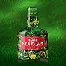 Rhum agricole 70cl ,JM JUNGLE ED,série limitée 51,2%