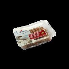 Crevettes grises, Crangon crangon, décortiquées, Pays-Bas, barquette de 100g
