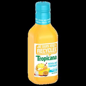 Tropicana Jus Réfrigéré Réveil Des Tropiques Tropicana, 90cl