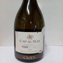 CAZES IGP CAP AU SUD MUSCAT-COLOMBARD Blanc 75CL