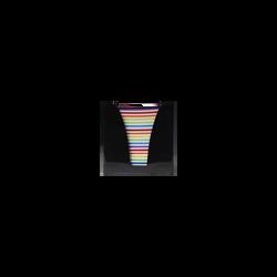 Bloc cube papier RHODIA, 10x10x10cm, couleur unie