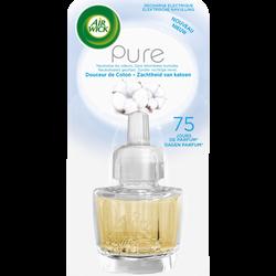 Recharge pour diffuseur électrique pure parfum douceur coton AIR WICK