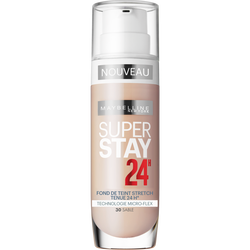 FDT superstay 24h photofix sable MAYBELLINE 30 nu