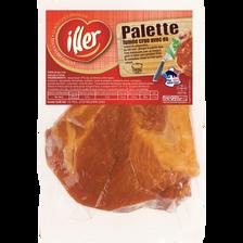 Palette fumée crue avec os ILLER, 1kg 1 kg