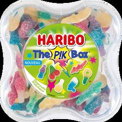 Confiserie the pik box HARIBO, paquet de 550g